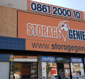 Storage Genie Cresta