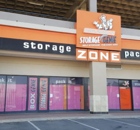 Storage Genie Stoneridge